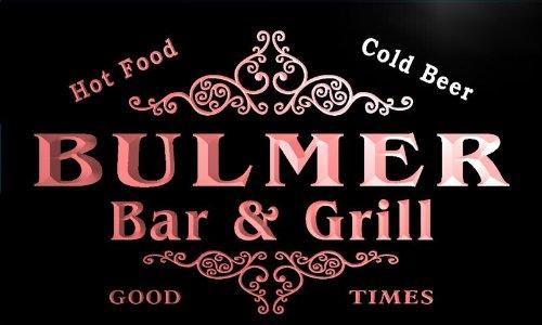 u06018-r-bulmer-family-name-bar-grill-cold-beer-neon-light-sign-barlicht-neonlicht-lichtwerbung