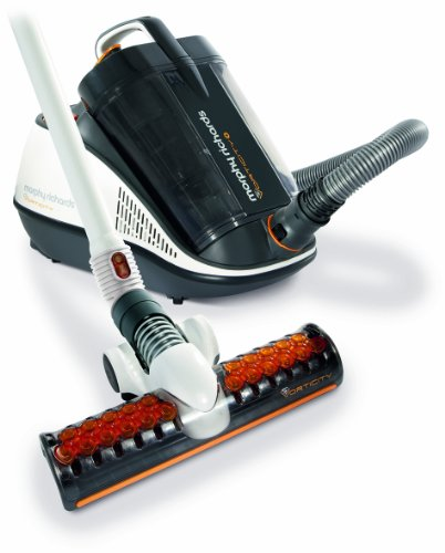 Morphy Richards Vorticity Plus 71083 Bagless Cylinder Vacuum Cleaner, White