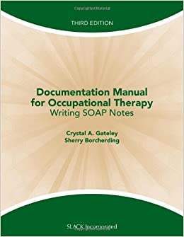 Occupational Therapy how to write an essary