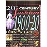 img - for 1900-20: Linen and Lace (20th Century Fashion) by Mee Sue (2000-01-24) Paperback book / textbook / text book