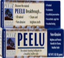 Peelu Toothpaste 7 Oz (Original) - Peelu