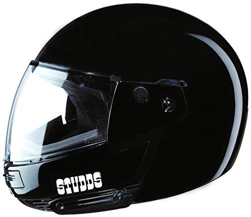 Studds Ninja Pastel Plain Full Face Helmet