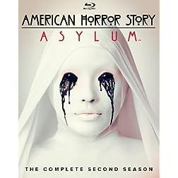 American Horror Story: Asylum [Blu-ray]