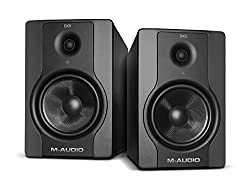 M-AUDIO BX5 D2 Studio Monitors