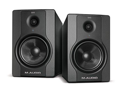 m-audio-bx5-d2-aktiver-bi-amping-studiomonitore-und-pc-sprecher-70-watt-1-paar