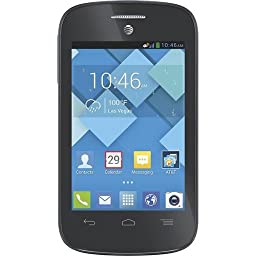 At&T GoPhone - Alcatel C1 4G No-Contract Cell Phone