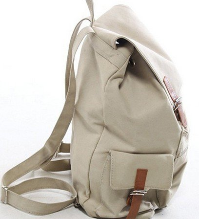 New Fashion Casual Canvas Backpack