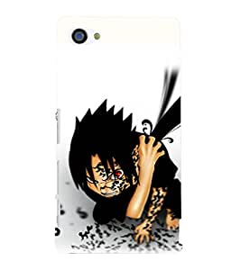 printtech Anime Cartoon Character Back Case Cover for Sony Xperia Z5 Compact::Sony Xperia Z5 Mini