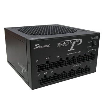 オウルテック 80PLUS PLATINUM取得 HASWELL対応 ATX電源ユニット 5年間交換保証 フルモジュラーケーブル Seasonic X Series 660W SS-660XP2
