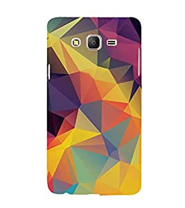 3D Vector Wallpaper Cute Fashion 3D Hard Polycarbonate Designer Back Case Cover for Samsung Galaxy On7 G600FY :: Samsung Galaxy On 7 (2015)