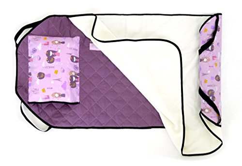 Buy Discount Urban Infant Tot Cot Daycare / Preschool Cot / Mat Cover - Violet