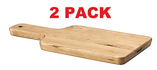 Ikea Cutting Chopping Board Proppmatt (2 Pack) Beech 6 X 11.75