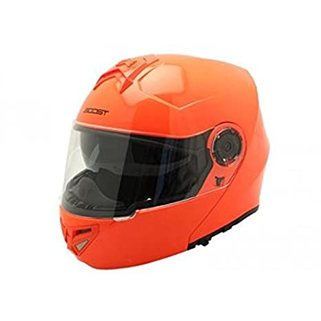 Casque boost b930 orange fluo xl - Boost BS05726