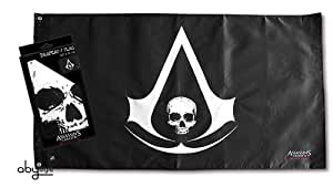 AbyStyle - Drapeau Assassin's Creed - Skull 70X120cm - 3700789202325