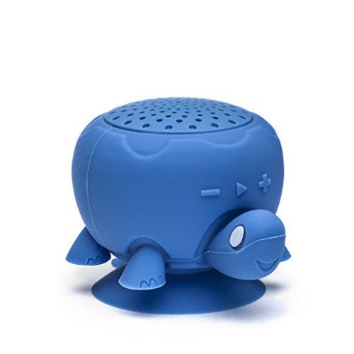 on-hand-creature-speaker-miley-blue-turtle-shower