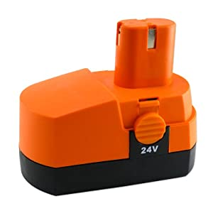 Neiko Replacement 24-Volt Battery for Neiko Cordless Impact Wrench