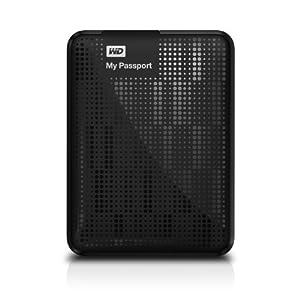 Amazon - WD My Passport 2TB Portable External Hard Drive - $105.49