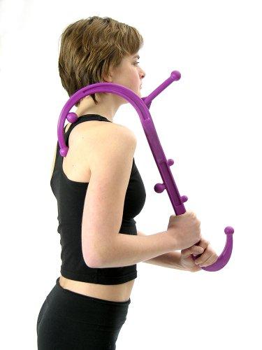 Body Back Company's Body Back Buddy Jr. Trigger Point Self-Massage Tool