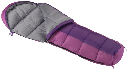Wenzel Backyard Girls 30-Degree Sleeping Bag,