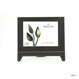 frameless picture frame photo frame stand erecting frame