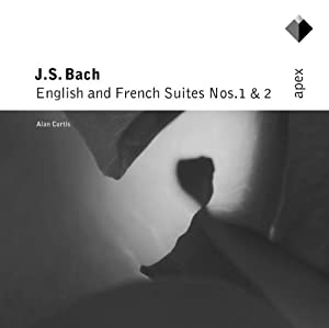 Bach, Js : English & French Suites Nos 1 & 2  -  Apex