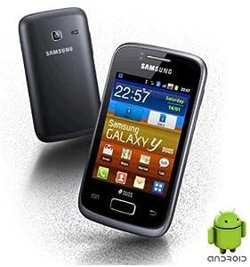 SAMSUNG S6102 GALAXY Y DUOS DUAL SIM NERO + MICRO SD 2 GIGA - ANDROID - WIFI - UMTS -HSDPA - GPS