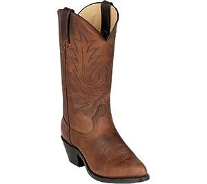 Durango Ladies Tan Western Boots 7W