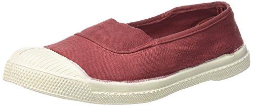 BensimonF15002C158 - Sneaker Donna , Rosso (Rouge (313 Bourgogne)), 38