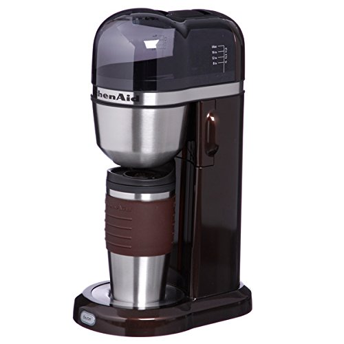 KitchenAid 680 Watts in 18 Ounces Capacity Automatic Coffee Maker with Removable Water Tank (Kitchenaid Water Drip Tray compare prices)