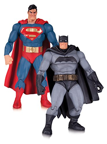 Dark Knight Returns 30th Anniversary Superman and Batman Action Figure 2-Pack