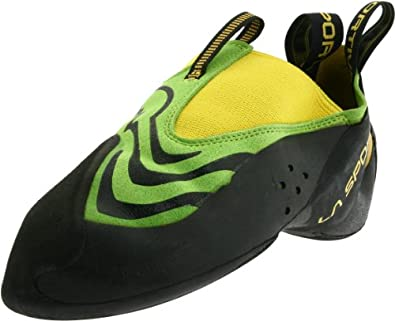 La Sportiva Speedster Shoe - Men's Lime / Yellow 33