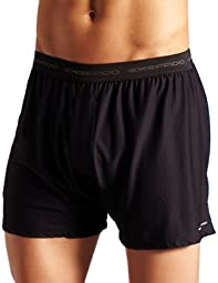 ExOfficio Men's Give-N-Go Boxer,Black,Medium