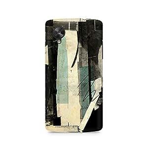Mobicture Pattern Premium Designer Mobile Back Case Cover For LG Nexus 5