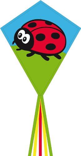 HQ Kites Eddy Ladybug 28