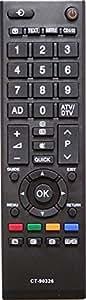 Télécommande de remplacement pour Toshiba CT-90326