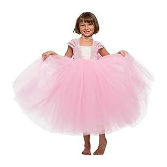 amazoncom flower girl dress for wedding girls birthday