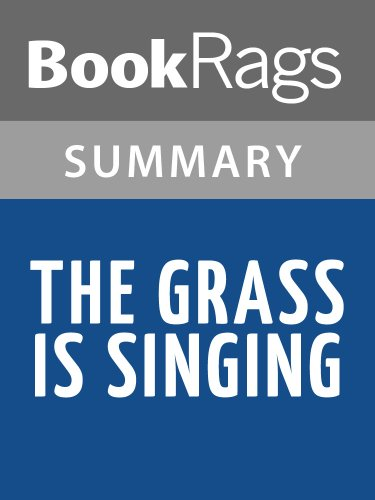 critical essays on doris lessings grass is singing Her novels include the grass is singing (essays, 1987) the wind blows away a critical study of doris lessing, the golden notebook.
