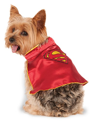 Supergirl Pet Cape