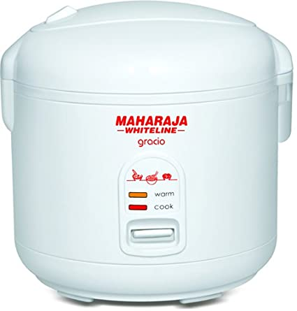 Maharaja Whiteline Gracio (RC-104) Rice cooker