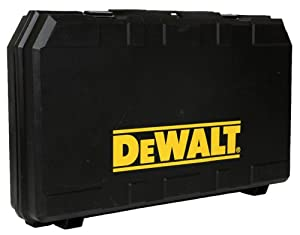 Dewalt DC385 Reciprocating Saw Case (Bare Case only - no tool)
