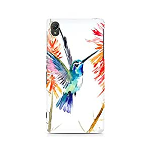 MOBICTURE King Fisher Premium Designer Mobile Back Case Cover For Sony Xperia Z5