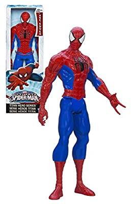 Spiderman 12-inch Titan Series Figure