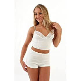 SALE Cami Top Boyshort Set SALE Small or Medium