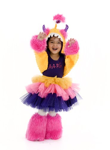 Toddler Aarg MonStar Costume