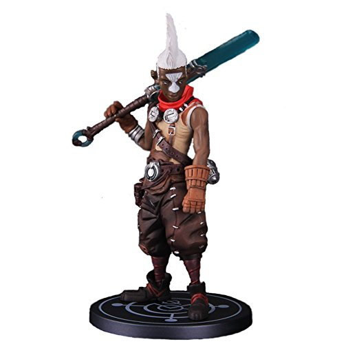 Sincerity Forever LOL League of Legends figure THE BOY Who Shattered Time Ekko