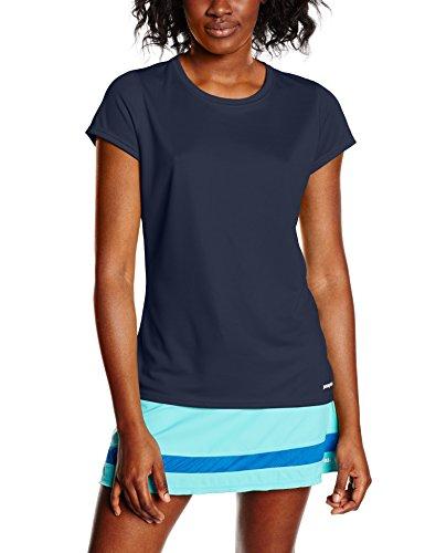 Patagonia, Maglietta a maniche corte da donna Forerunner, Donna, Kurzarm Shirt Fore Runner, Navy Blue w, S