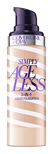 CoverGirl Olay Simply Ageless 3-in-1 Foundation, Buff Beige, 1 Fluid Ounce