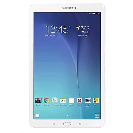 Tablette - Samsung Galaxy Tab E 9.6 (Wi-Fi, 8 Go, Blanc)