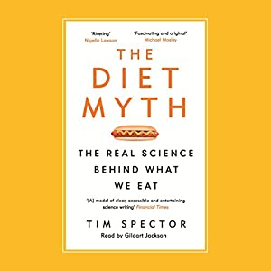 The Diet Myth Hörbuch