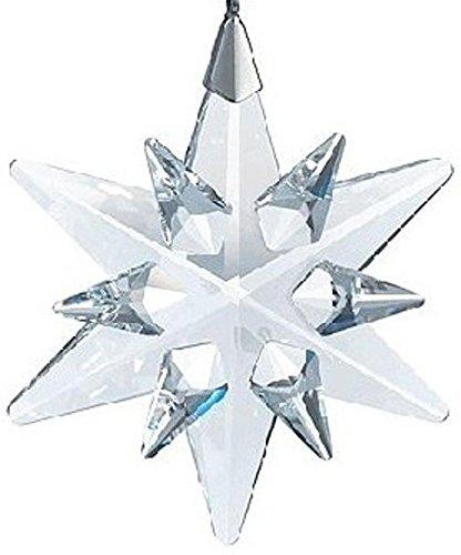 Swarovski Fiocco di neve piccolo decorazione natalizia natale 681402 venduto con scatola e certificato originale spedizione in 24/48 ore